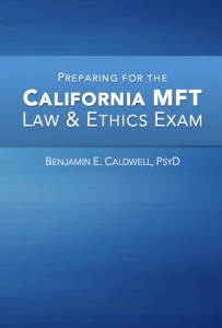 Preparing for the California Law & Ethics Exam